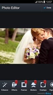 svatební foto rámečky - náhled