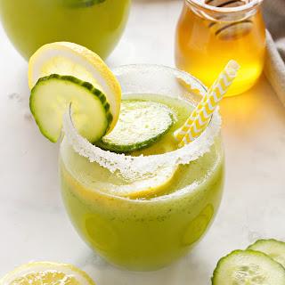 Healthy Cucumber Lemonade Recipe