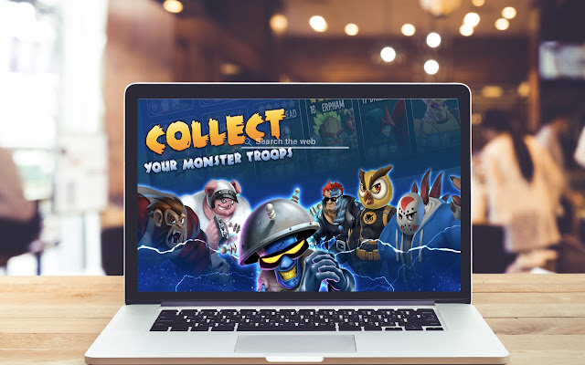 Monster Legends HD Wallpapers Game Theme