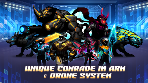 Cyber Fighters: League of Cyberpunk Stickman 2077 1.8.18 screenshots 5