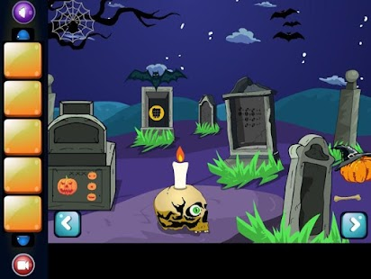 Scary Graveyard Escape 3 - náhled