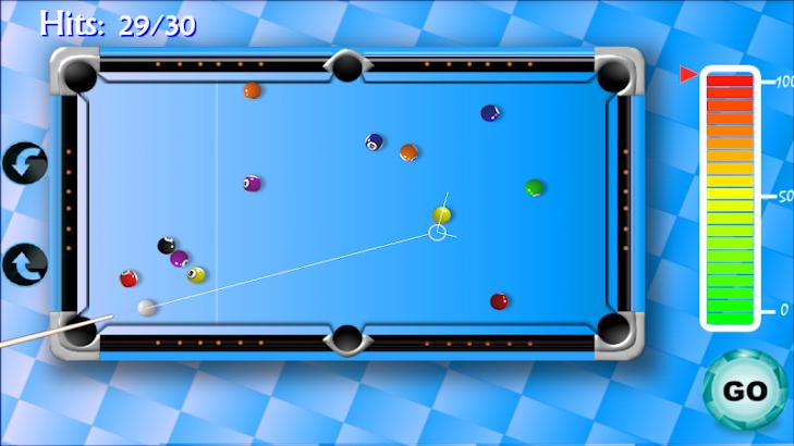 Billiard Gem- screenshot thumbnail