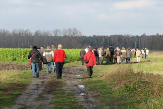 Photo: Na trasie wycieczki pieszej