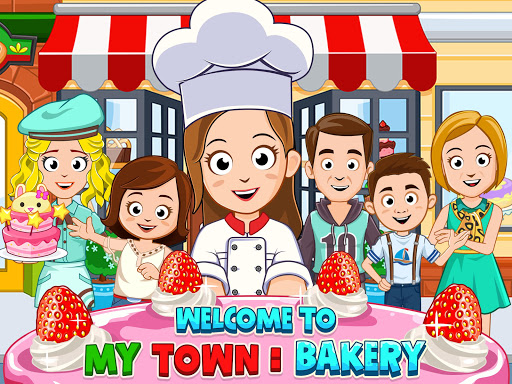 My Town : Bakery & Cooking Kids Game  screenshots 7