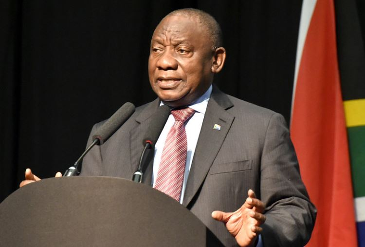Ramaphosa criticises 'magnifying' racial and ethnic differences for 'accumulation and exclusion' - TimesLIVE