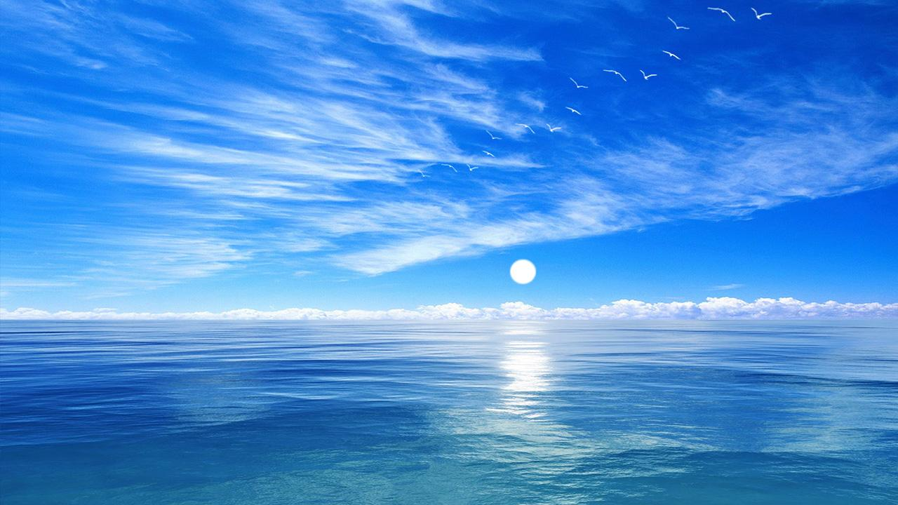 blue ocean live wallpaper android apps on google play