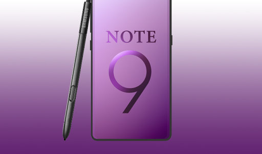 Theme for Galaxy Note 9 | Samsung Note 9 1.0.5 screenshots 2