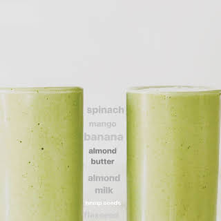 The Green Dream Smoothie.
