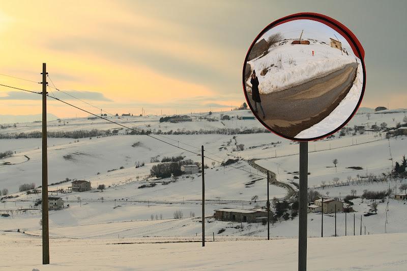 la neve allo specchio di rino_savastano