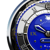 Blue Dragon Watch Face