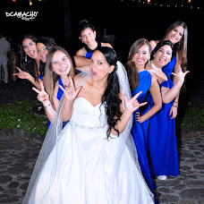 Wedding photographer Dario Camacho (dcamacho). Photo of 21.01.2017