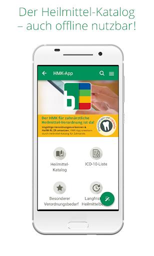 Heilmittel-Katalog screenshot for Android