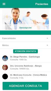 Medicasa Pacientes for PC-Windows 7,8,10 and Mac apk screenshot 3