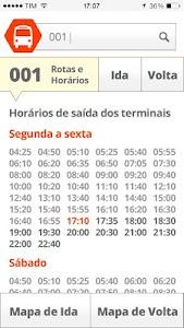 Ônibus Manaus screenshot 4