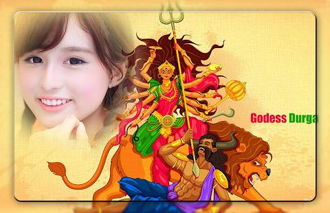 Durga Ashtami Photo Frames - náhled