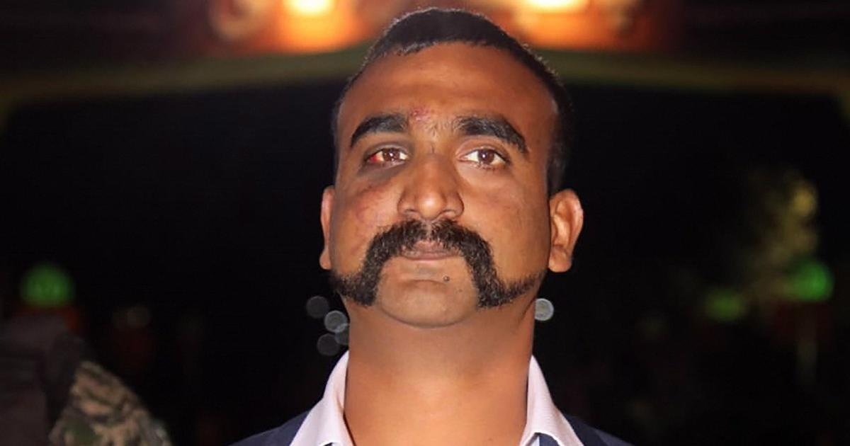 Image result for abhinandan on border