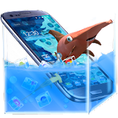 3D Crazy Shark Launcher