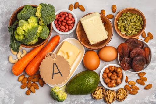 Tam quan trong cua vitamin A trong thai ky ma me bau khong nen chu quan bo qua - hinh 2