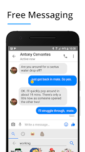 Messenger Pro Lite for Messages,Text & Video Chat 2
