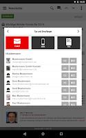 Screenshot of Komfort Cloud