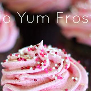 Jello Yum Frosting.