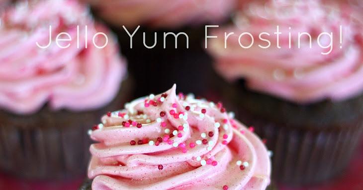 Jello Yum Frosting