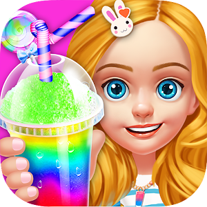 Slushy Bar – Frozen Ice Drinks for PC and MAC