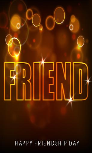 Friendship greetings Card
