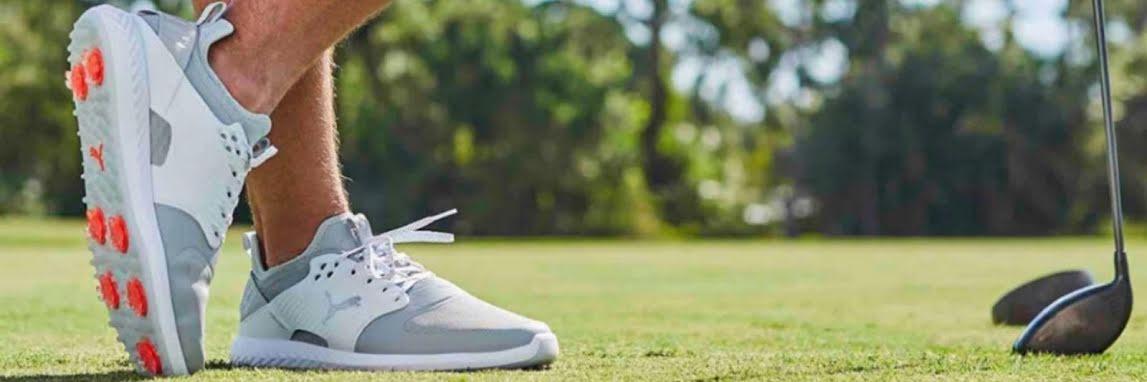 Puma PWRADAPT CAGED - Årets skönaste golfsko