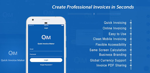 quick invoice maker apps on google play