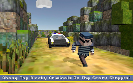 Foto do Blocky San Andreas Police SWAT 2