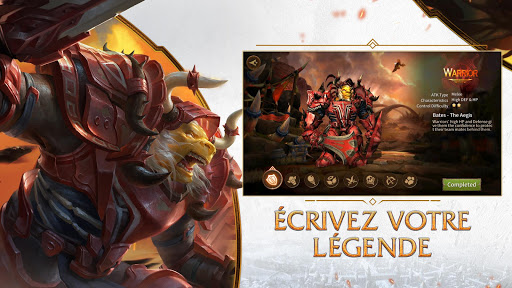 Era of Legends - Fantasy MMORPG in your mobile  code Triche 1