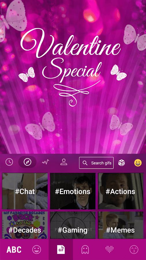 Butterfly-Emoji-Theme-for-Kika 11