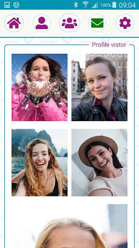 Free Dating App & Single Flirt Chat Meet by Lomeda 1.3 screenshots 2