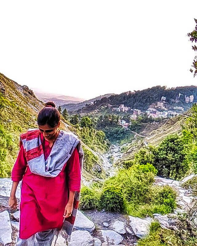 bhagsu+waterfall+bhagsunag+village+himachal+pradesh+india