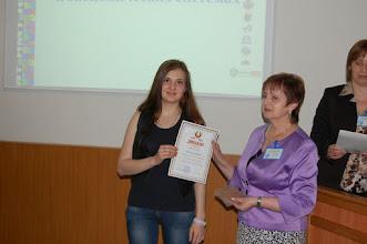 Photo: Награждение победителей Дней студенческой науки на кафедре ИТиВМ