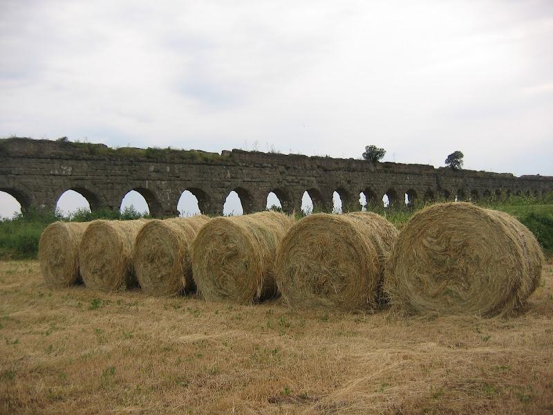 Al parco degli acquedotti di Floflo