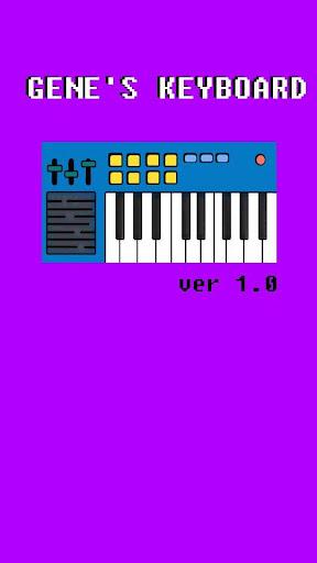 Gene's Keyboard