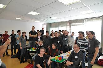Photo: Sky Castle Game : merci à tous les participants !