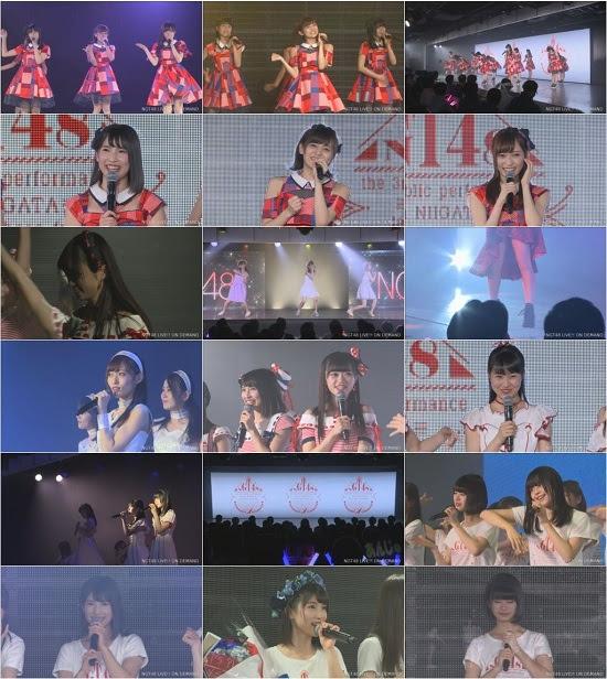 (LIVE)(720p) AKB48 NGT48 公演 171109