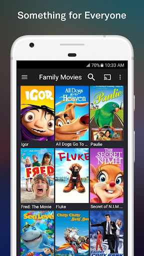 Tubi TV - Free Movies & TV 2.13.5 screenshots 2