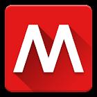 Milan Metro icon