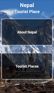 Nepal Tourist Places- screenshot thumbnail