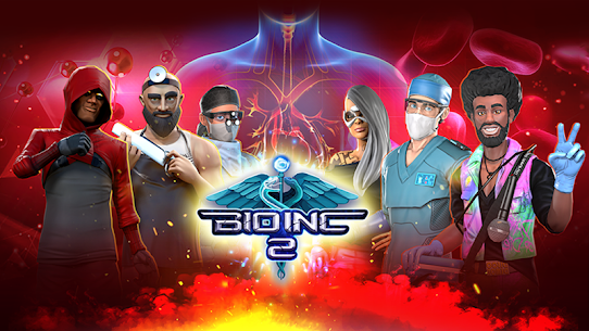 Bio Inc. Nemesis – Plague Doctors Apk Download For Android and Iphone 6