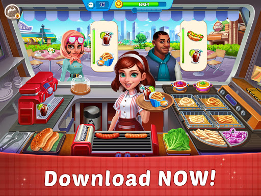 Screenshot for Cooking Joy 2 in United States Play Store