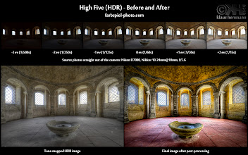 Photo: HDR Before-and-After: High Five ( Extensive infos at bit.ly/bna-high )  This is the before-and-after comparison of the 6-exposure HDR image 'High Five' I posted yesterday.  Resources View the image itself at [ bit.ly/fp-high ] and get all the information about how it was created.  Go to the Before-and-After page at [ bit.ly/bna-high ] to get more information about what you see in this image.  #hdr #photography #beforeandafter