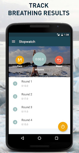 Wim Hof Method Aplicaciones (apk) descarga gratuita para Android/PC/Windows screenshot