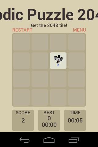 Zodic Puzzle 2048