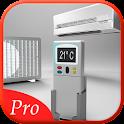 Air Conditioner remote icon