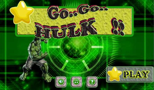 Go HULK the SUPER HERO